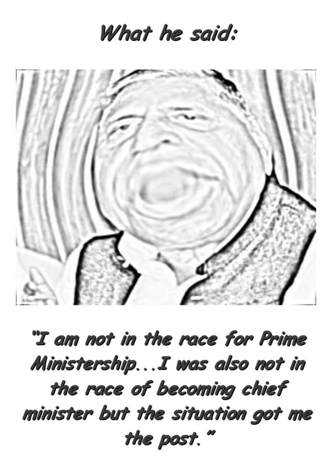 Mulayam Singh Yadav: What he said, really meant and definitelydidn't